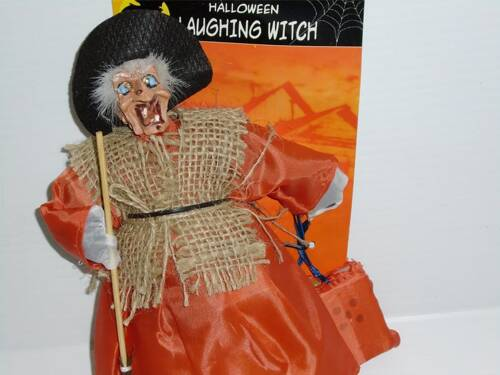 remote controlled witch