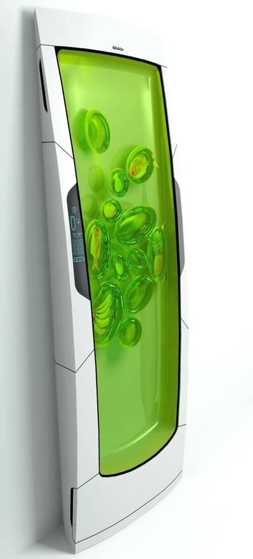 bio gel refrigerator